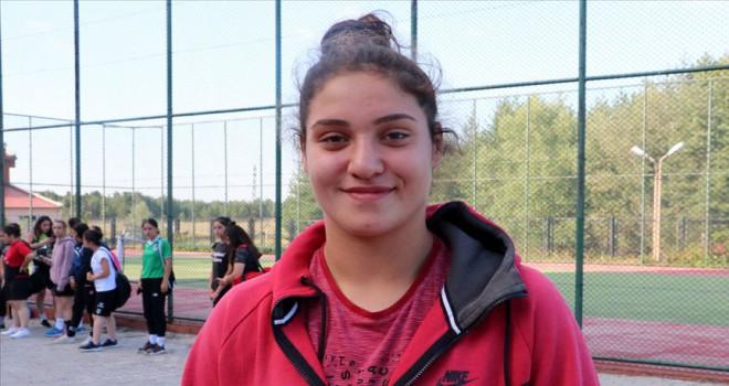 Büşra Işıldar Avrupa şampiyonu