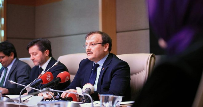 Başbakan Yardımcısı Çavuşoğlu: Yurt dışında Türklere yönelik saldırılarda ciddi artış var