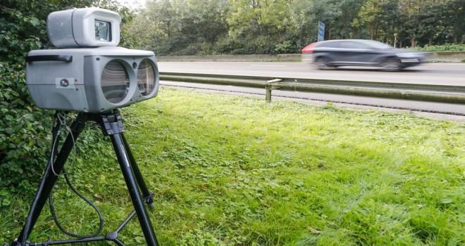 Belçika'nın 11'inci Ulusal Hız Denetimi sırasında çok sayıda sürücü radarlara yakalandı