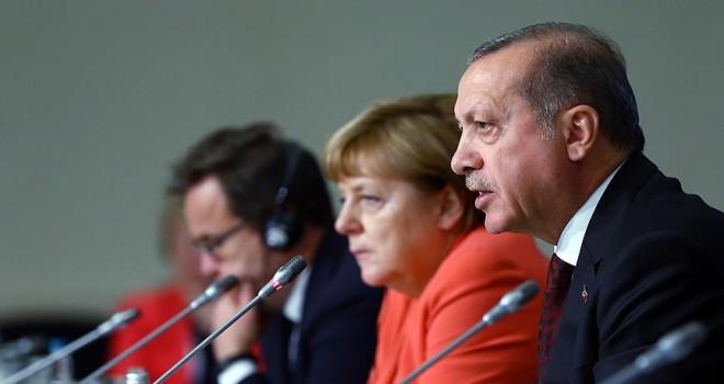 'Türkiye ve Almanya birbirlerini görmezden gelebilecek aktörler değil'