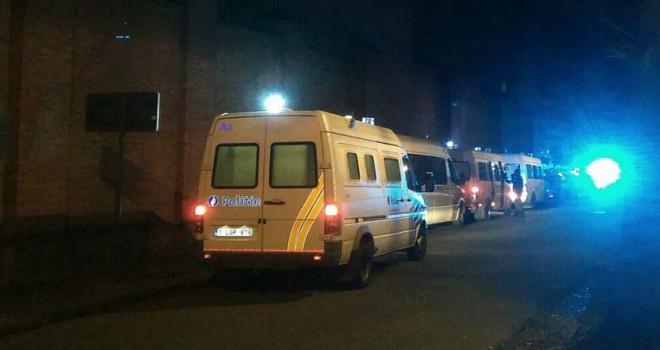 Turnhout cezaevi'nde dün akşam ayaklanma çıktı