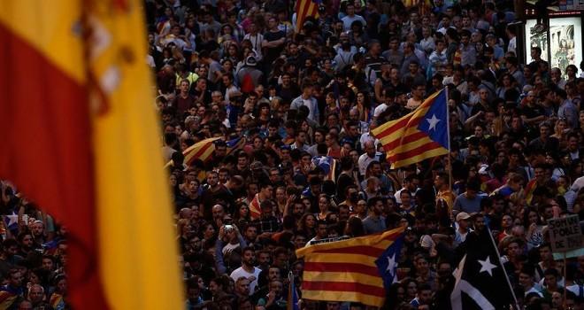 Katalonya 9 Ekim'de tek taraflı bağımsızlık ilan etmeye hazırlanıyor