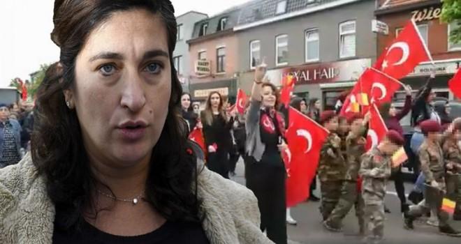 Zuhal Demir askeri üniformalı çocukların geçit törenine katılmalarına tepki verdi