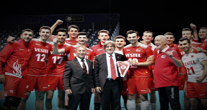 2019 CEV Avrupa Altın Ligi'nde mücadele eden A Erkek Milli Takımımız, A Grubu'ndaki ikinci maçında bugün (29 Mayıs 2019, Çarşamba) deplasmanda Belçika'ya konuk oldu