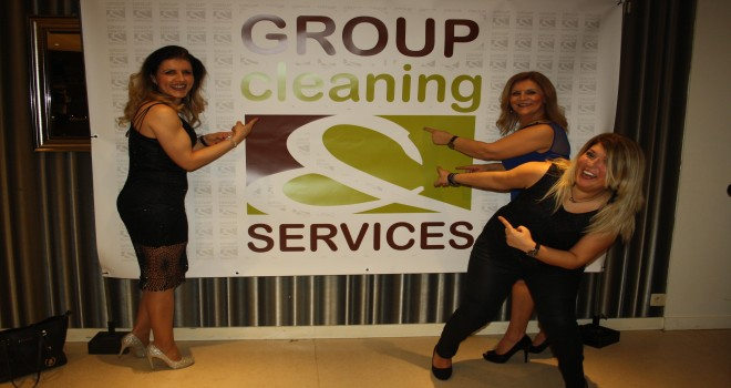 Group Cleaning Services 25 Yaşında