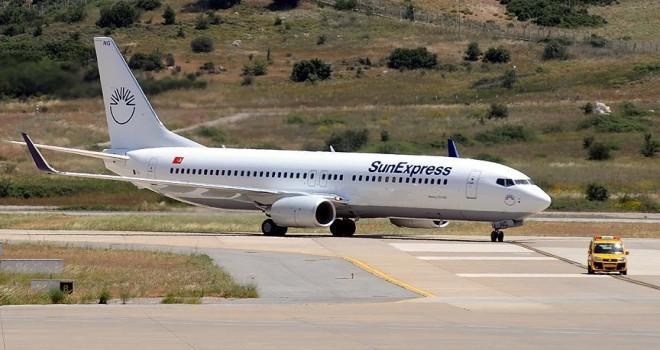 SunExpress, Türkiye-Avrupa uçuşlarını artıracak