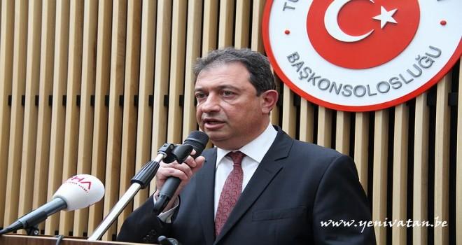 Brüksel Büyükelçisi Mehmet Hakan Olcay (Belçika) merkeze alındı.