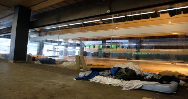 Kaçak göçmenler Brüksel'in Kuzey İstasyonunu terk etti: Peki, ne oldu ve nereye gittiler?
