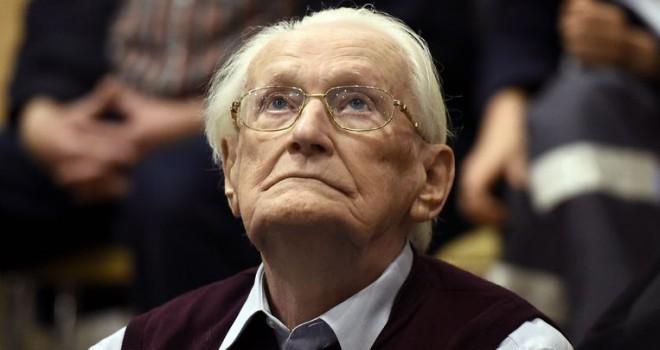 Auschwitz saymanı (96) hapis yatmak için yeterince sağlıklı bulundu