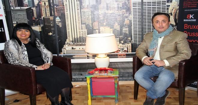 Zuhal Kayhan Bruxelles Korner'e konuştu