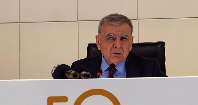 İzmir Büyükşehir Belediye Başkanı Kocaoğlu: Şehitlerimizden dolayı etkinliklerimizi iptal ettik