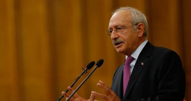 CHP Genel Başkanı Kılıçdaroğlu: 'ABD'nin vize kararı doğru değil'