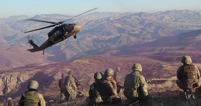 Terör örgütü PKK'nın sözde 'özel güç sorumlusu' etkisiz hale getirildi