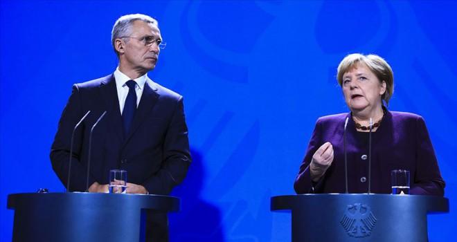 Almanya Başbakanı Merkel: Türkiye'nin de kendi meşru güvenlik gerekçeleri var
