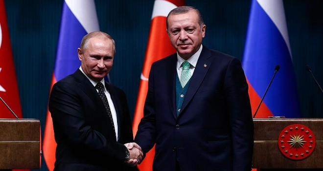 2018'de Türkiye-Rusya ilişkilerinde işbirliği ve sorun alanları