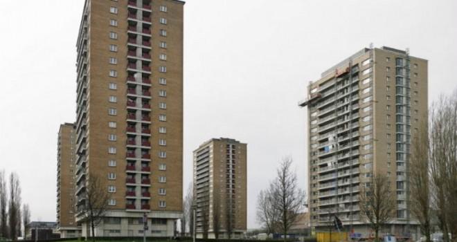 Anversli aile, Türkiye'de ev sahibi olduğu için kiraladığı sosyal konuttan çıkarılıyor