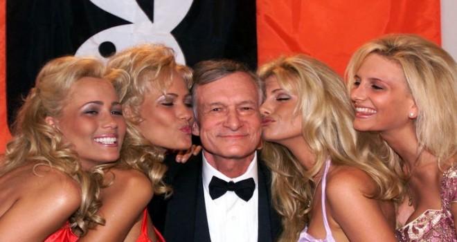 Playboy dergisinin kurucusu ve sahibi Hugh Hefner 91 yaşında hayatını kaybetti