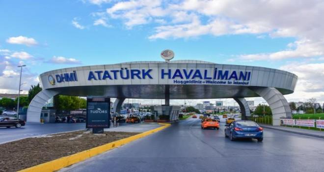 Atatürk Havalimanı, 6 yılda ABD nüfusundan fazla yolcuyu ağırladı