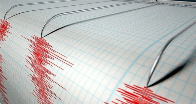 Arnavutluk'ta 4,9 büyüklüğünde deprem meydana geldi