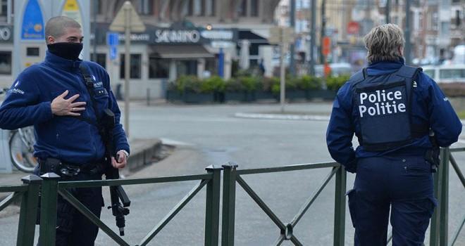 Brüksel polisi, AB Liderler Zirvesi gününde