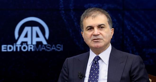 AB Bakanı Çelik: Avrupa'nın geleceği bizsiz olmaz