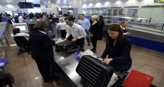 Zaventem Havalimanında gerekli güvenliğin sağlanamadığı tespit edildi
