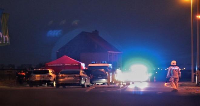 Polis, Middelkerke'de durdurduğu aracın bagajında başı gövdesinden ayrılmış ceset buldu