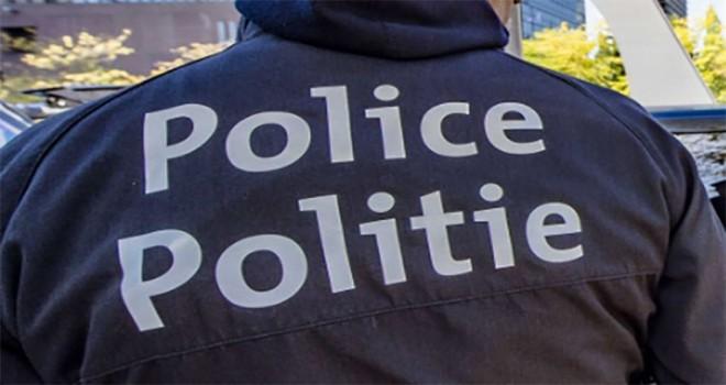 Anderlecht'te bir genç sırtından silahla vuruldu