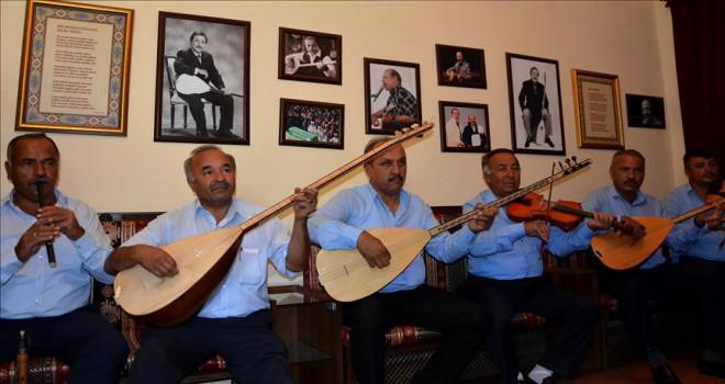 Neşet Ertaş'ın memleketinde UNESCO sevinci