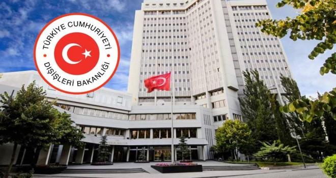 Türkiye'den Londra'daki terör saldırısına kınama