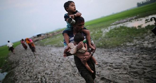 UNICEF: Arakan'da yardıma muhtaç çocuklara erişimimiz yok
