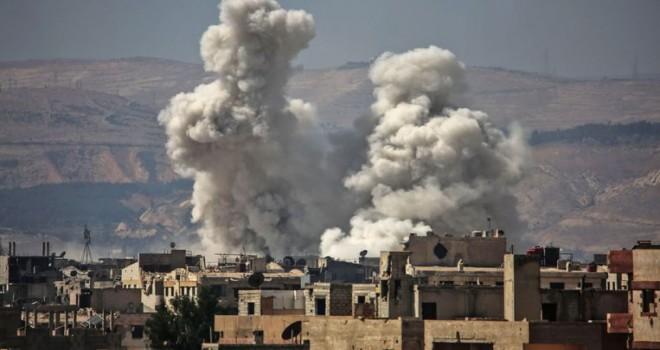 Şam'da çifte bomba saldırısı!