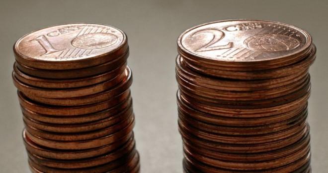 Belçika'da 1 ve 2 eurosentler tedavülden kalkıyor