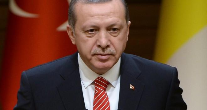 Cumhurbaşkanı Erdoğan, Belçika'nın Ankara Büyükelçisi Malherbe'yi Kabul Etti