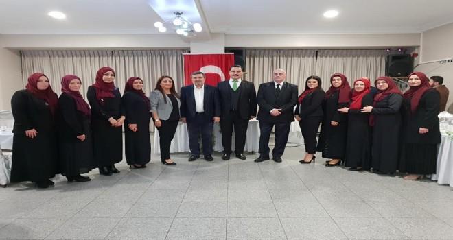 Belçika Türkiye sosyal haklar bilgilendirme programı  düzenlendi