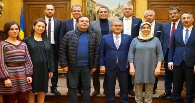 MHP'li başkanlar ile görüşen Emir Kır Sosyalist Parti'den (PS) ihraç edildi