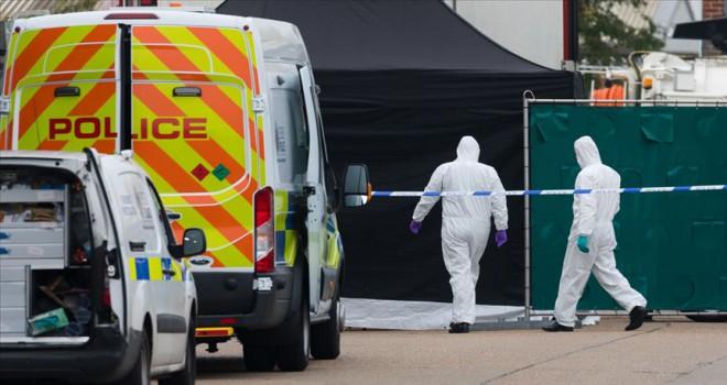 Çin, İngiltere'deki 39 kurbanın kimliklerinin doğrulanamadığını açıkladı