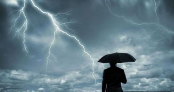 Așırı sıcakların ardından sağanak yağıș, șiddetli fırtına ve dolu uyarısı