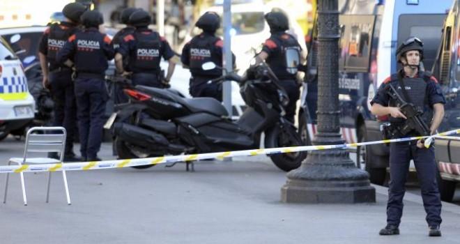 Barcelona'da ikinci saldırı girişimi: 5 şüpheli öldürüldü