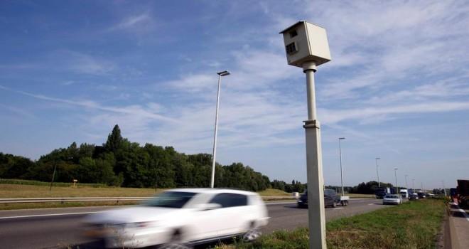 Belçika, AB ülkeleri arasında en çok hız kamerası bulunan 3'üncü ülke