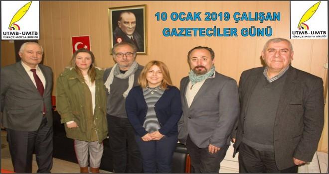 Belçika Türkçe Medya Birliği BASIN AÇIKLAMASI...