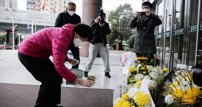 Çin'de yeni tip koronavirüs salgınından can kaybı 723'e yükseldi