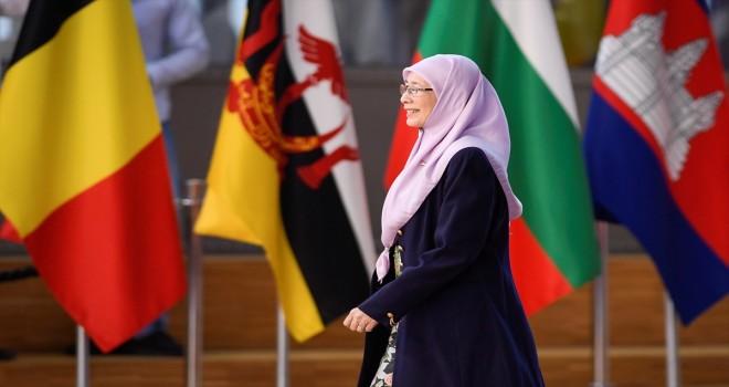 12'inci ASEM Zirvesi Brüksel'de başladı