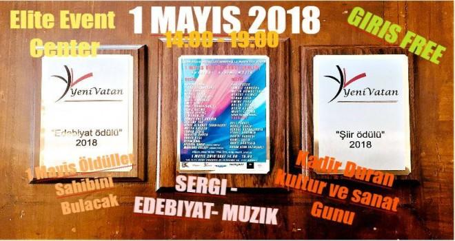1 Mayis Kültür ve Sanat Günü
