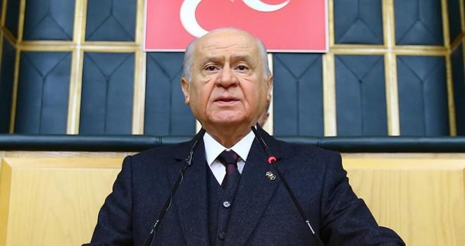MHP Genel Başkanı Bahçeli: Sözde hukuk sistemi her daim ayaklarımızın altındadır