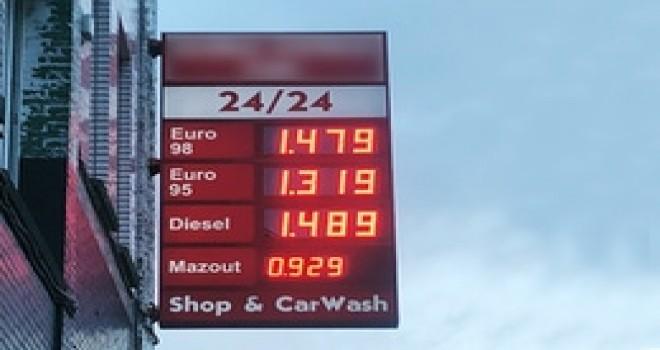 Yüksek dizel fiyatı, kamyon sürücülerini büyük risk almalarına yönlendiriyor