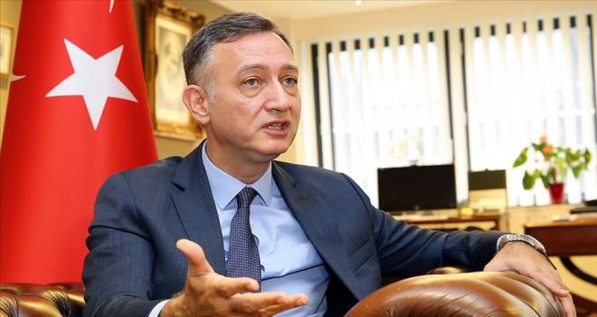 Türkiye'nin Brüksel Büyükelçisi Gümrükçü: Barış Pınarı'na karşı argümanlar gerçekçi değil