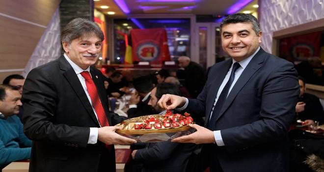 Belçika Türk Spor ve Kültür Federasyonu adına Kulüp Başkanları ile Buluşma