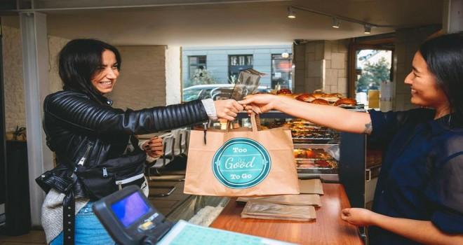 15.000 porsiyon artan yiyecek 'Too Good To Go' App sayesinde çöpe atılmaktan kurtarıldı