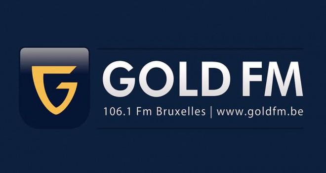 Belçika'nın ilk ve tek resmi Türkçe radyosu yine ve yeniden GOLD FM oldu